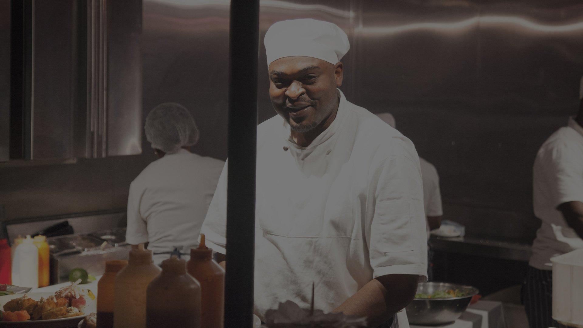 Beluga restaurant Sushi chef Cape Town